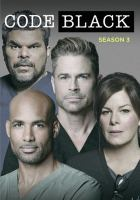 Cover image for Code black. Season 3.
