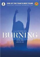 Cover image for Burning = Pæoning