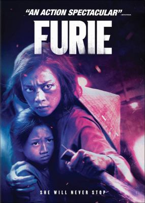 Cover image for Furie