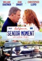 Cover image for Senior moment