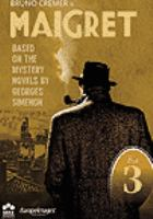 Cover image for Maigret. Set 3