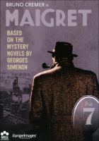 Cover image for Maigret. Set 7.