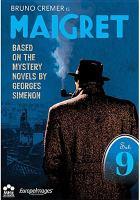 Cover image for Maigret. Set 9.