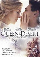 Cover image for Queen of the desert