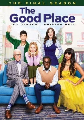 Cover image for The good place. The final season