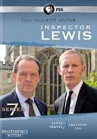 Cover image for Inspector Lewis. Series 7