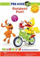 Cover image for Wordworld. Outdoor fun!.