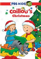 Cover image for Caillou. Caillou's Christmas