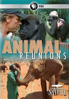 Cover image for Animal reunions