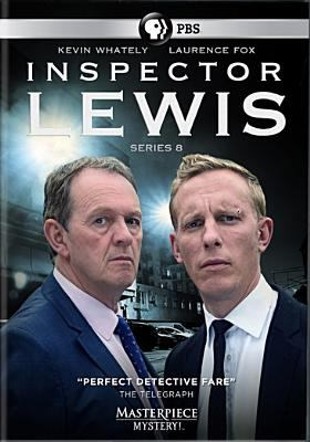 Cover image for Inspector Lewis. Series 8