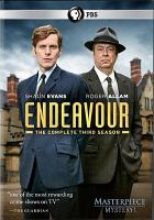Cover image for Endeavour. The complete third season