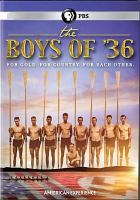 Cover image for The boys of '36