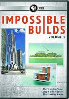 Cover image for Impossible builds. Volume 1
