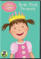 Cover image for Pinkalicious & Peterrific. Best pink present