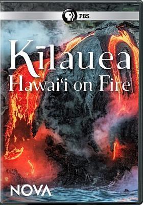 Cover image for Kīlauea : Hawai'i on fire