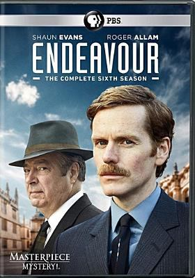 Cover image for Endeavour. The complete sixth season