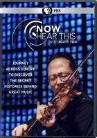 Cover image for Now hear this : with Scott Yoo