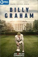 Cover image for Billy Graham