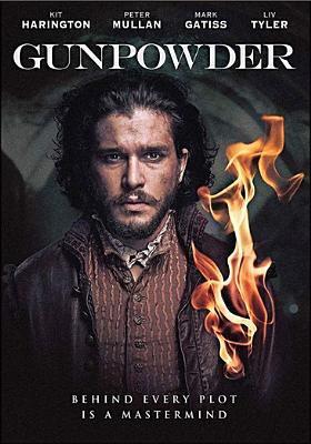 Cover image for Gunpowder
