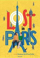 Cover image for Lost in Paris = Paris pieds nus