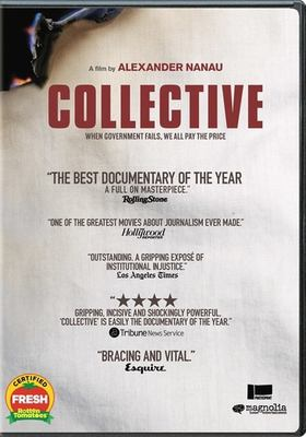 Cover image for Collective = Colectiv