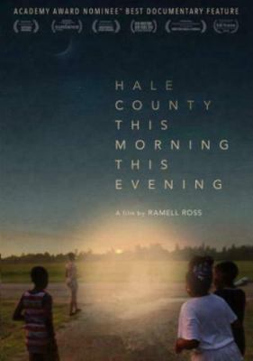 Cover image for Hale County this morning, this evening