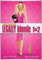 Cover image for Legally blonde. 1 & 2 / ;