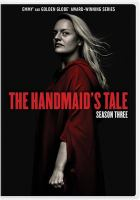 Cover image for The handmaid's tale. Season three