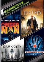 Cover image for 4 film favorites : post-apocalypse collection.