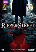 Cover image for Ripper Street. Season two