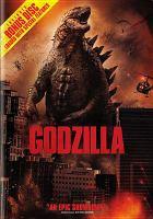 Cover image for Godzilla