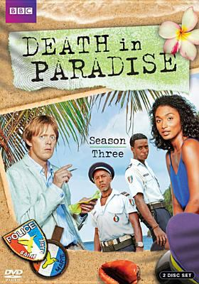 Cover image for Death in paradise. Season three
