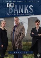 Cover image for DCI Banks. Season four