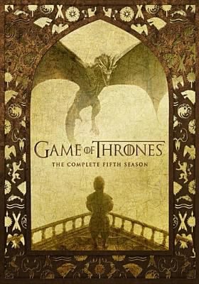 Cover image for Game of thrones. The complete fifth season