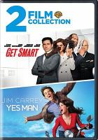 Cover image for Get Smart ; and, Yes man.