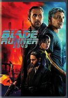Cover image for Blade runner 2049