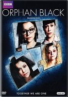 Cover image for Orphan black. Season five