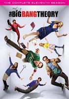 Cover image for The big bang theory. The complete eleventh season