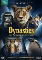 Cover image for Dynasties