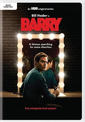 Cover image for Barry. The complete first season