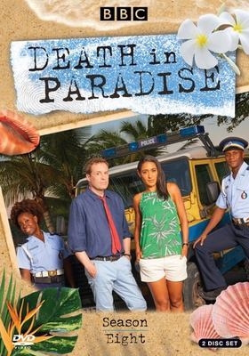 Cover image for Death in paradise. Season eight