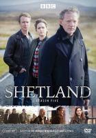 Cover image for Shetland. Season five