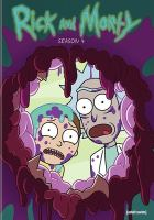 Cover image for Rick and Morty. Season 4.