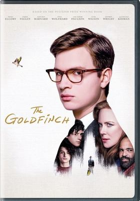 Cover image for The goldfinch