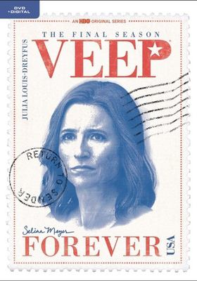 Cover image for Veep. The final season