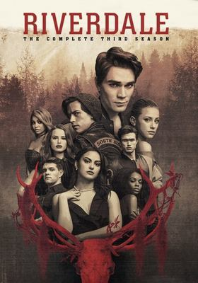 Cover image for Riverdale. The complete third season