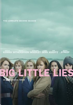 Cover image for Big little lies. The complete second season
