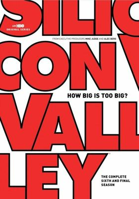 Cover image for Silicon Valley. The complete sixth and final season