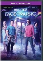 Cover image for Bill & Ted face the music
