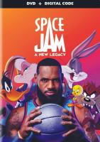 Cover image for Space jam : a new legacy